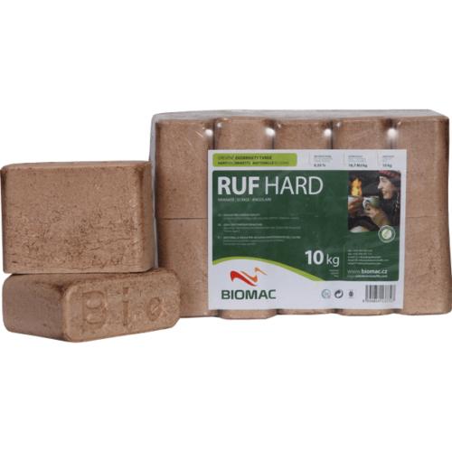 Biomac - Ruf Hard briketter